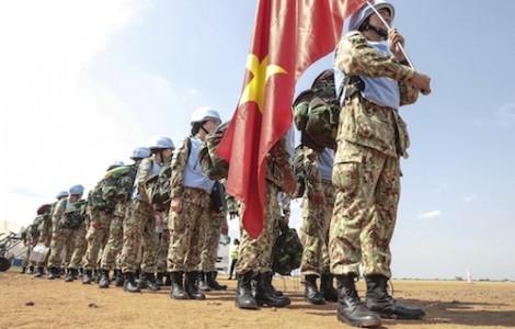 Bác sĩ Việt Nam ở Sudan – 'Hello Việt Nam, very good'