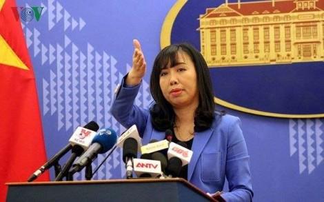 Việt Nam yêu cầu Indonesia thả ngay 12 ngư dân bị bắt giữ