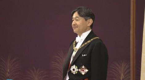 Hoàng đế Naruhito chính thức lên ngôi Nhật hoàng