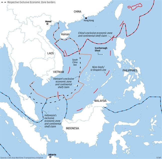 Bo Ngoai giao Viet Nam yeu cau Indonesia trao tra cac ngu dan bi bat va boi thuong tau ca bi danh chim