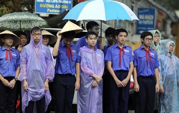Nguyen Chu tich nuoc Le Duc Anh da an giac nghin thu