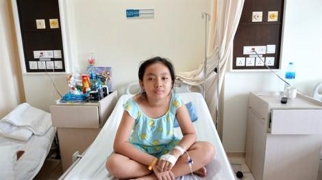 Cứu bé gái 9 tuổi bị viêm thân sống đĩa đệm