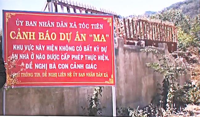 TP.HCM: Du an 'ma' hoanh hanh, gay hai khap noi