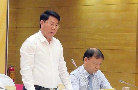Thu truong Bo Cong an noi gi ve du an chung cu bao Cong an nhan dan 9 nam chua hoan thanh?
