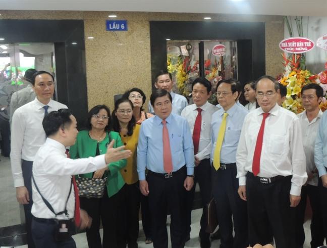 Trung tam Bao chi TP.HCM chinh thuc hoat dong