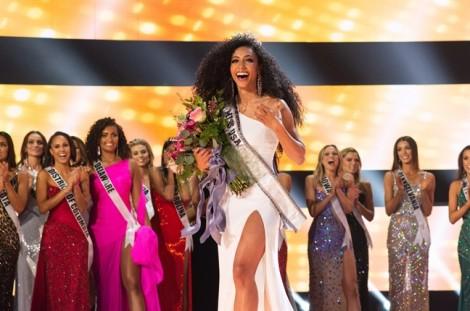 Thấy gì từ việc 3 phụ nữ da màu 'gom' danh hiệu sắc đẹp tại Mỹ?