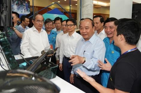 Thủ tướng muốn nghe 'lời tâm huyết' của công nhân kỹ thuật cao