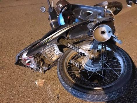 Hà Nội: Tài xế ô tô biển xanh gây tai nạn bỏ chạy đã ra trình diện