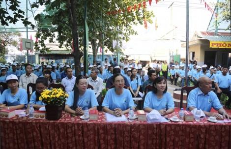 Tuần lễ quốc gia nước sạch và vệ sinh môi trường