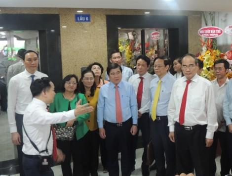 Trung tâm Báo chí TP.HCM chính thức hoạt động