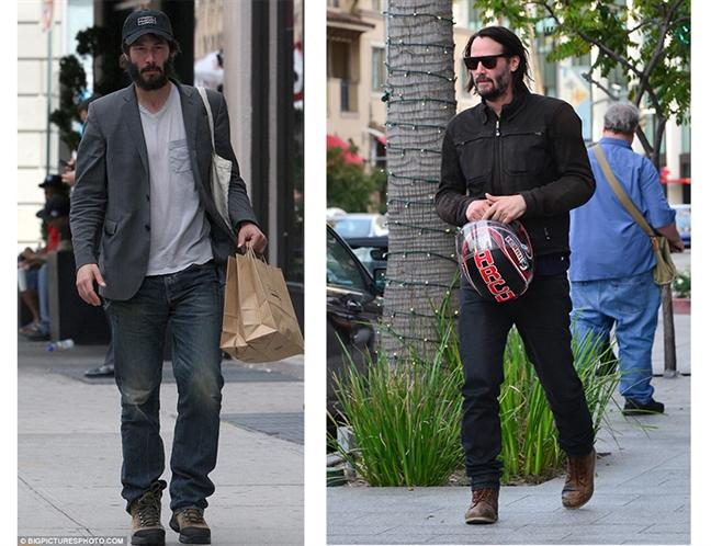 Keanu Reeves: Mot dinh nghia khac cua thoi trang