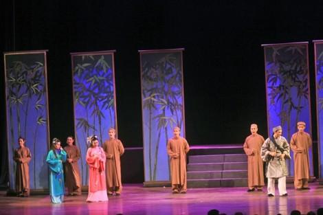 Tác phẩm  sân khấu đỉnh cao: Ước vọng  mong manh