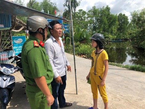Thực hư chuyện nữ sinh lớp 8 tự trốn thoát ở Cà Mau sau khi bị bắt cóc tại Thanh Hoá