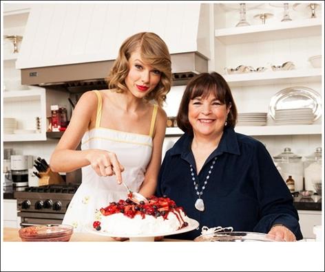 10 bí mạt thu vi ve che do an kieng của Taylor Swift