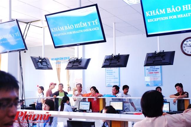 Ro ri thong tin nguoi benh trong du lieu Bao hiem xa hoi Viet Nam
