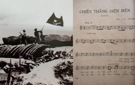 'Chiến thắng Điện Biên' và số phận một ca khúc hào hùng