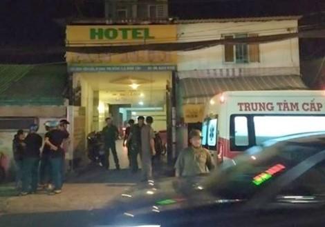 Nghi án thanh niên sát hại bạn gái rồi tự sát trong khách sạn