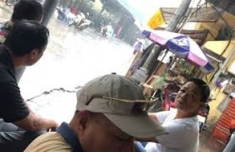Đề nghị truy tố băng nhóm bảo kê chợ Long Biên tội cưỡng đoạt tài sản