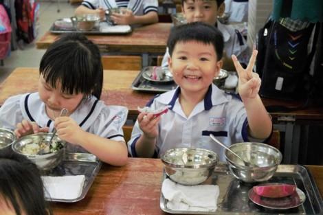 Dự án Bữa ăn học đường: giải pháp nâng cao chất lượng bữa ăn bán trú