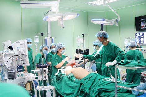 Phẫu thuật thành công ca bệnh tim phức tạp