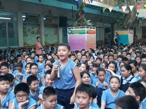 Hơn 13.000 học sinh quận 3 được tập huấn phòng chống xâm hại