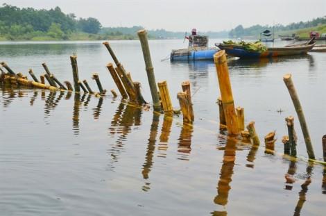 """Khốn khổ vì """"sa tặc"""" đe dọa cuộc sống của người dân sông Bồ"""