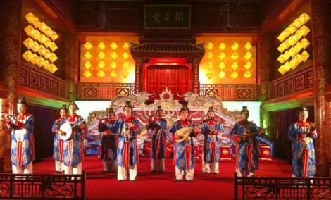 Ngoài Đại lễ Phật đản, Tam Chúc còn một 'Đại lộ di sản'