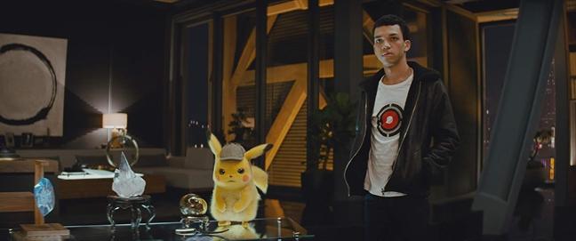 'Detective Pikachu': Hai huoc va am ap