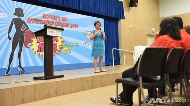 Singapore: Tam long nguoi me nuoi day 3 con khuyet tat thanh van dong vien quoc gia