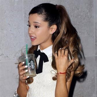 Ariana Grande- cô nàng 'hack tuổi' với quan niệm 'tiền bạc không quan trọng'