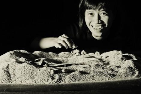 Nghệ sĩ Võ Thủy Tiên: 'Tính nữ cho tôi  vô vàn chất liệu để đối thoại'