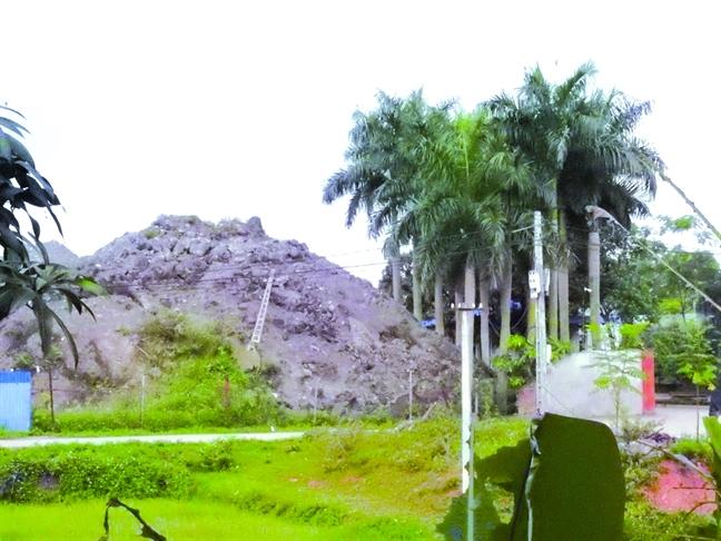 Duong di cua chat thai o Formosa - Bai 1: Su that phia sau nhung lo hang... phe lieu