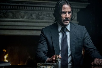 'John Wick 3': Đừng đùa với Keanu Reeves