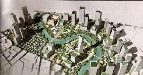 Hai nhà đầu tư xin tham gia chỉnh trang khu vực quy hoạch 110ha đất dọc kênh Nhiêu Lộc