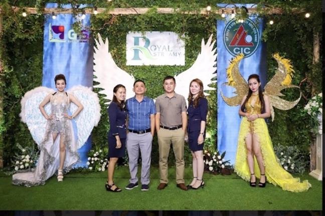 CEO Nguyen Ngoc Tien – hinh mau nu tuong dien hinh tren thuong truong bat dong san Phu Quoc