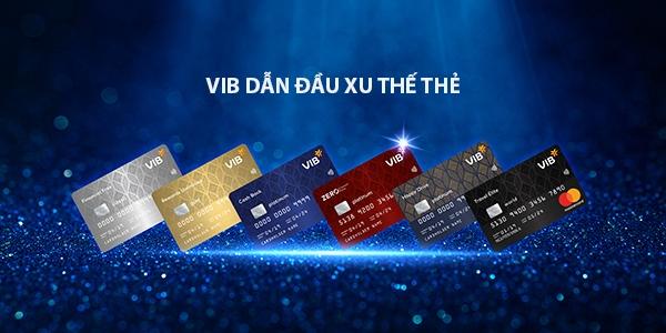VIB vuon len nhom ngan hang dan dau ve doanh so chi tieu the tin dung MasterCard