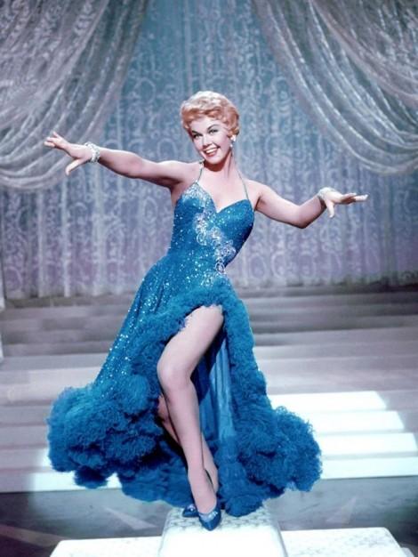 Doris Day hay sự quyến rũ của một huyền thoại