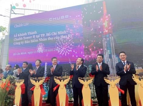 Chubb Life Việt Nam khánh thành Chubb Tower II mới tại TP.HCM