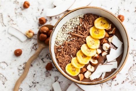 Tăng giá trị dinh dưỡng cho cốc sinh tố với những nguyên liệu lành mạnh