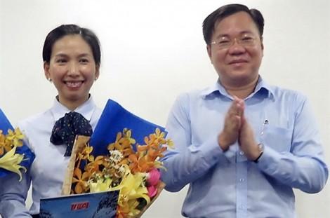 Bắt tạm giam tổng giám đốc Sadeco Hồ Thị Thanh Phúc
