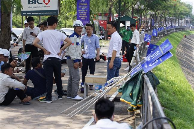 Ha Noi: Bat dau khoi cong he thong lam sach song To Lich