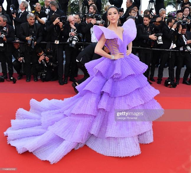 Nhung bo canh qua kho, cau ky tai Cannes 2019: Chieu cua dan sao goc A