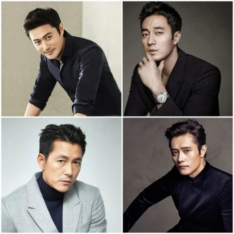 Những nam tài tử 'gừng càng già càng cay' xứ Hàn