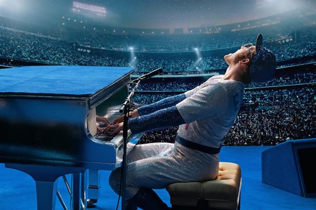 Phim ve huyen thoai am nhac Elton John gay bat ngo khi la phim nhac kich