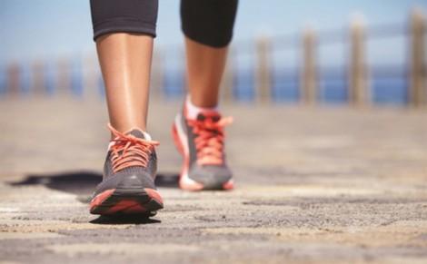 Đi bộ nhanh giúp kéo dài tuổi thọ