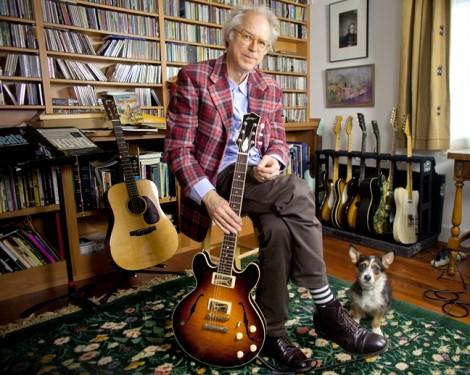'Huyền thoại guitar' Bill Frisell đến Việt Nam