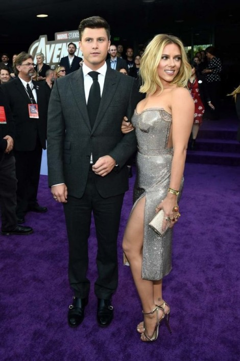 Gu thời trang 'bất biến' của hôn phu Scarlett Johansson