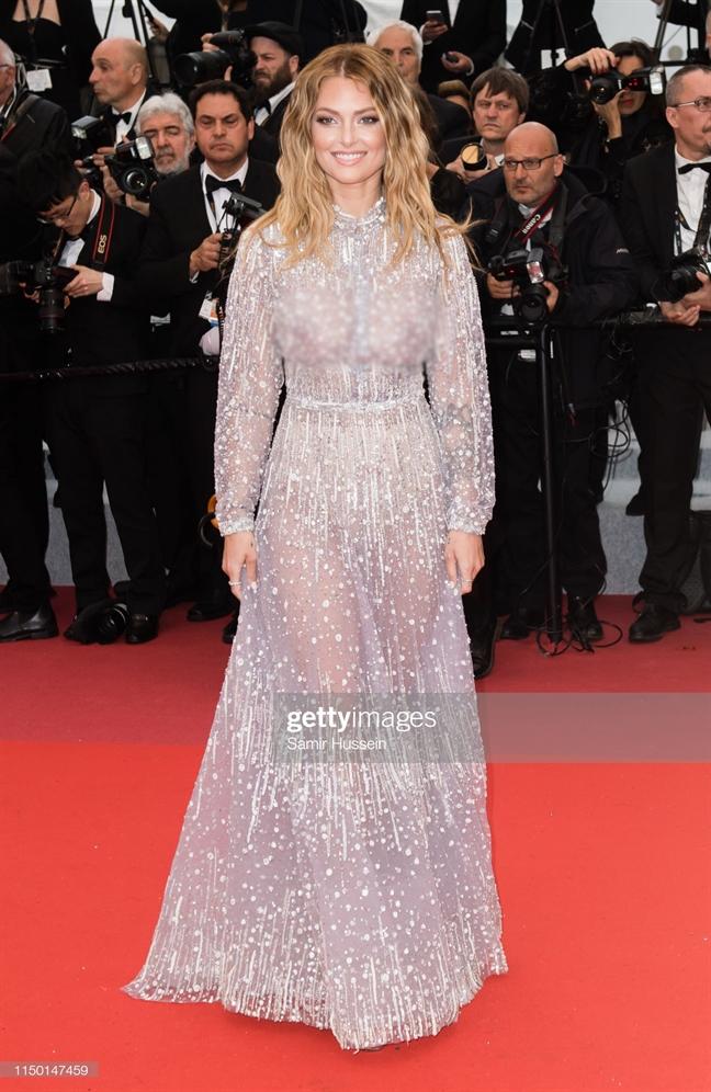 Nhung chiec dam xuyen ma khong ho tren tham do Cannes 2019