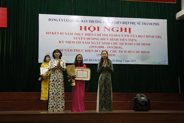 1.498 ca nhan va 792 tap the dien hinh hoc va lam theo Bac