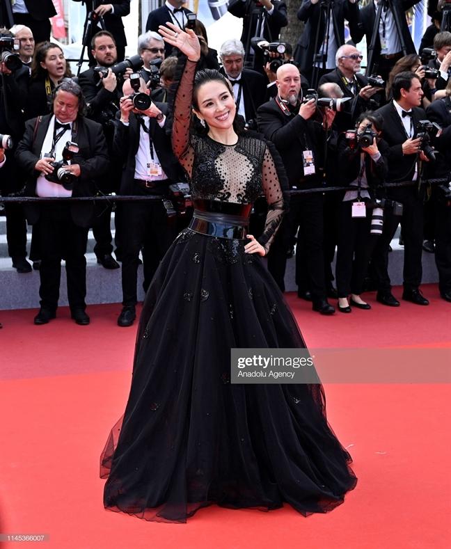 Cannes 2019: Nhan sac da mau toa sang